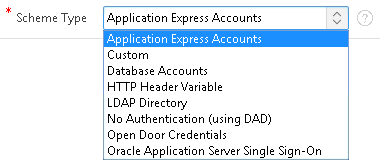 APEX Authentication and Authorisation for Forms Developers